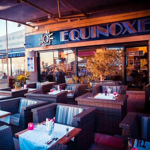 L'Equinoxe - Restaurant Escale Borely